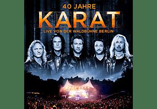 Karat - 40 Jahre Live Von Der Waldbühne Berlin  - (CD)