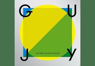 Guy J - The Trees, The Sea & The Sun  - (CD)