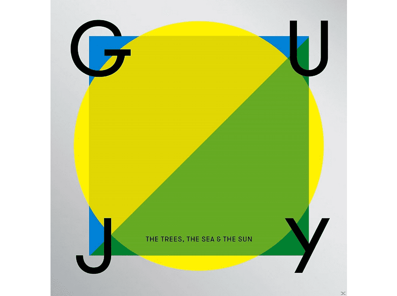 Guy J - The Trees, The Sea & The Sun [CD]