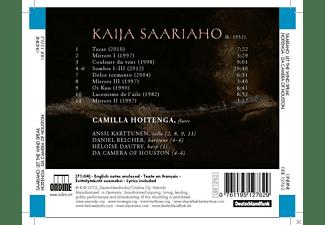 Camilla Hoitenga, Anssi Karttunen, Daniel Belcher, Héloise Dautry, Da Camera Of Houston - Let The Wind Speak  - (CD)