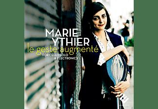 Marie Ythier - Le Geste Augmente  - (CD)