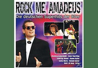 VARIOUS - Rock Me Amadeus - Die Deutschen Superhits Der 80er  - (CD)