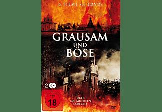 Grausam und Böse Collection DVD