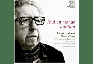 Emmanuelle Bertrand, Pascal Amoyel, Luzerner Sinfonieorchester - Tout Un Monde Lointain  - (CD)