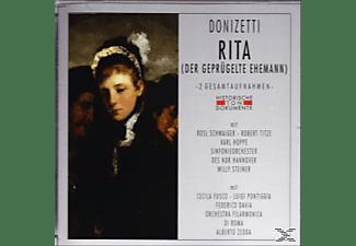 Gaetano Donizetti - Rita (Der Geprügelte Ehemann)  - (CD)