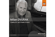 Milan Franek - Complete Jazz Piano Etudes [CD]