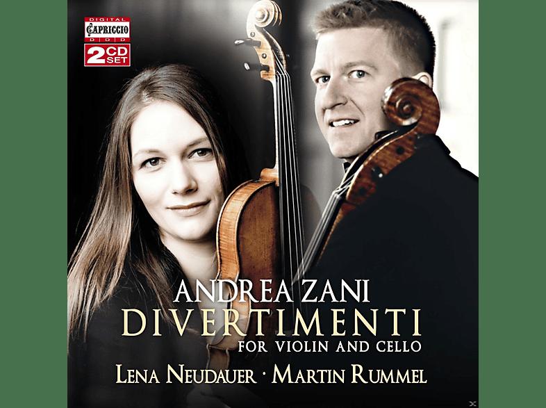 Lena Neudauer, Martin Rummel - Divertimenti Für Violine Und Cello [CD]