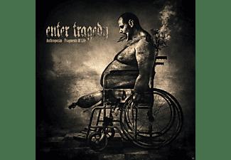 Enter Tragedy - Anthropozaen  - (CD)