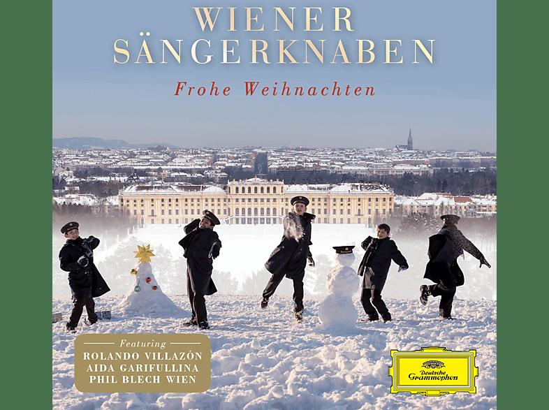 Frohe Weihnachten Cd.Wiener Sangerknaben Wiener Sangerknaben Frohe