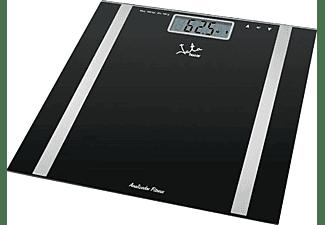 Báscula de baño - Jata 531 Peso máximo 180kg, Pantalla LCD, Memoria hasta 12 usuarios