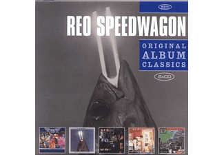 REO Speedwagon - Reo Speedwagon  - (CD)