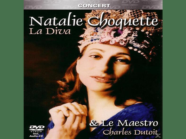 Natalie Choquette - LA DIVA & LE MAESTRO [DVD]