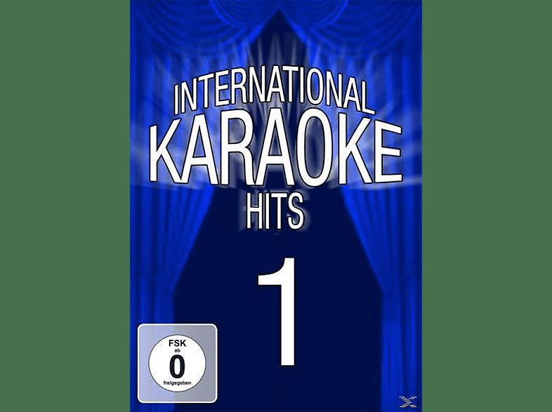 VARIOUS - International Karaoke Hits Vol.1 [DVD]