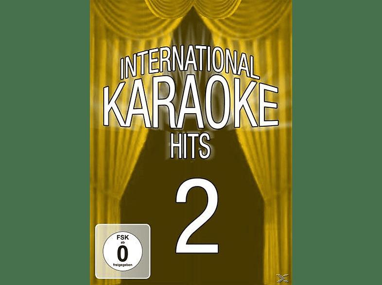 VARIOUS - INTERNATIONAL KARAOKE HITS [DVD]