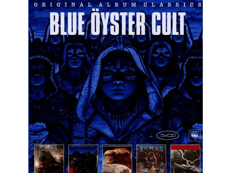 Blue Öyster Cult - Original Album Classics [CD]