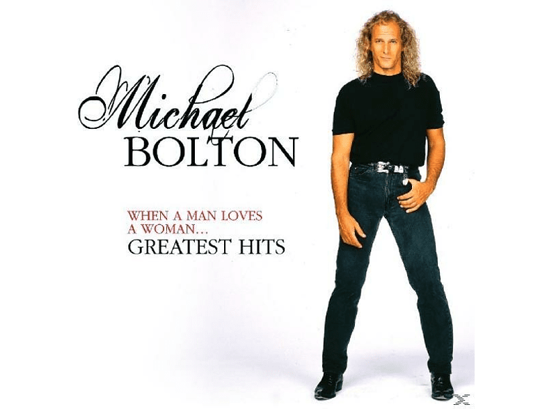 Michael Bolton - When A Man Loves A Woman [CD]