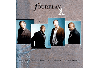 Fourplay - X  - (CD)