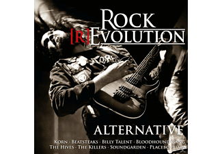 VARIOUS - Rock (R)Evolution, Vol.3 - (CD)