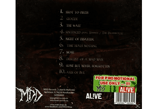 War Agenda - Night Of Disaster  - (CD)