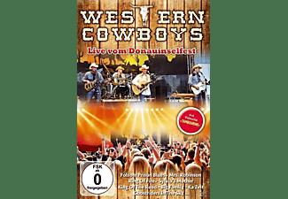Western Cowboys - Western Cowboys - Live Vom Donauinselfest  - (DVD)
