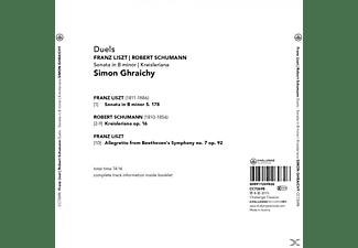 Simon Ghraichy - Duels  - (CD)