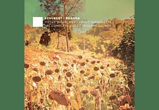 WISPELWEY,PIETER & GIACOMETTI,PAOLO - The Complete Duos/Trockne Blumen  - (CD)