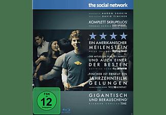 The Social Network Blu-ray