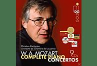 Orchestre De Chambre De Lausanne - Sämtliche Klavierkonzerte [CD]