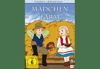 Das Mädchen von der Farm 2 (Folge 26-49) DVD