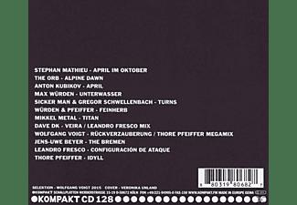 VARIOUS - Pop Ambient 2016  - (CD)
