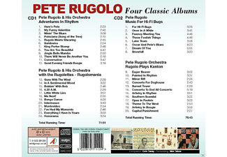 Pete Rugolo - Pete Rugolo - Four Classic Albums  - (CD)