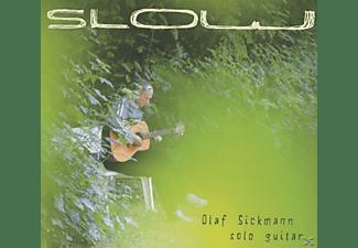 Olaf Sickmann - Slow  - (CD)