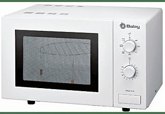 Microondas - Balay 3WGB2018, 17 litros, Grill, Blanco