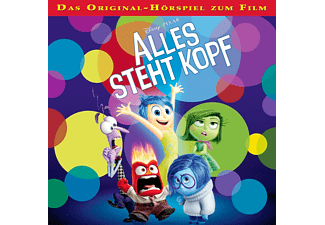 Walt Disney - Disney- Pixar. Alles steht Kopf  - (CD)