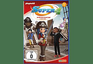 Super 4 - Abenteuer auf Gunpowder Island DVD