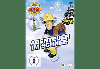 Feuerwehrmann Sam - Abenteuer im Schnee - Staffel 8.4 DVD