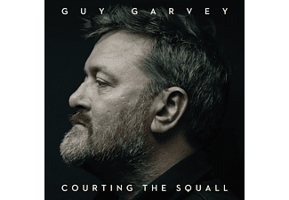 Guy Garvey - Courting The Squall  - (CD)