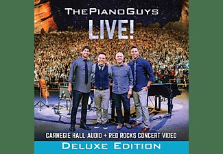 Piano Guys - Live! (Cd+Dvd)  - (CD + DVD Video)