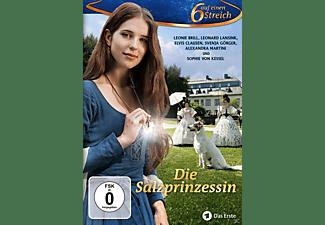Die Salzprinzessin - Sechs auf einen Streich DVD