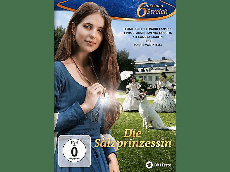 Die Salzprinzessin - Sechs auf einen Streich [DVD]