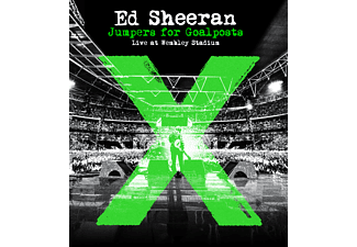 Ed Sheeran - X / Jumpers For Goalposts Live At Wembley  - (Blu-ray)