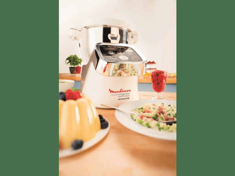 Moulinex Multicuiseur Robot De Cuisine Companion Yy2503fg