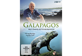 Galapagos DVD