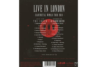 Babymetal - Live In London:Babymetal World Tour 2014  - (Blu-ray)