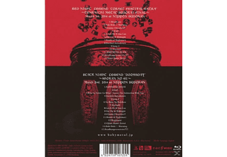 Babymetal - Live At Budokan:Red Night & Black Night  - (Blu-ray)