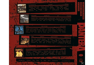 Pantera - The Complete Studio Albums 1990-2000  - (CD)