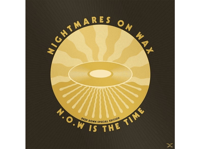 Nightmares on Wax - N.O.W Is The Time (2lp+2cd+Mp3/Ltd.Box) [Vinyl]