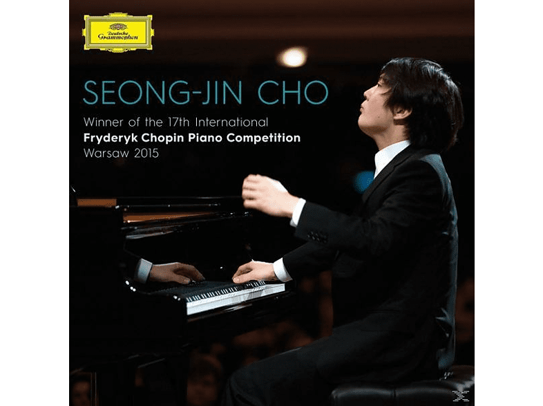 Seong-Jin Cho - Winner of the 17th Int. Chopin Piano Competition [CD]