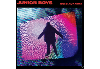 Junior Boys - Big Black Coat (Vinyl)  - (LP + Download)