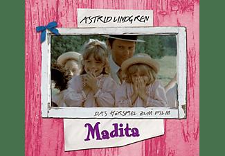 Madita - Astrid Lindgren Madita  - (CD)